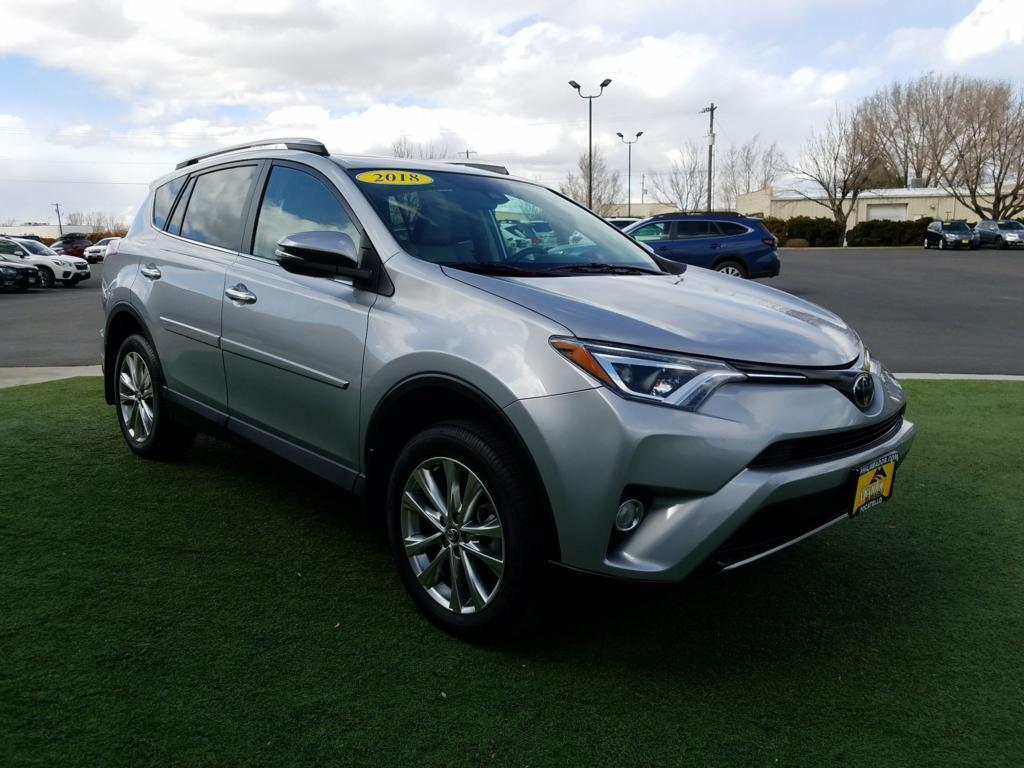 2018 Toyota RAV4 Limited Pocatello ID