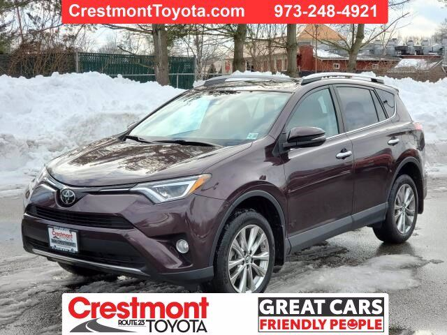 2018 Toyota RAV4 Limited Pompton Plains NJ