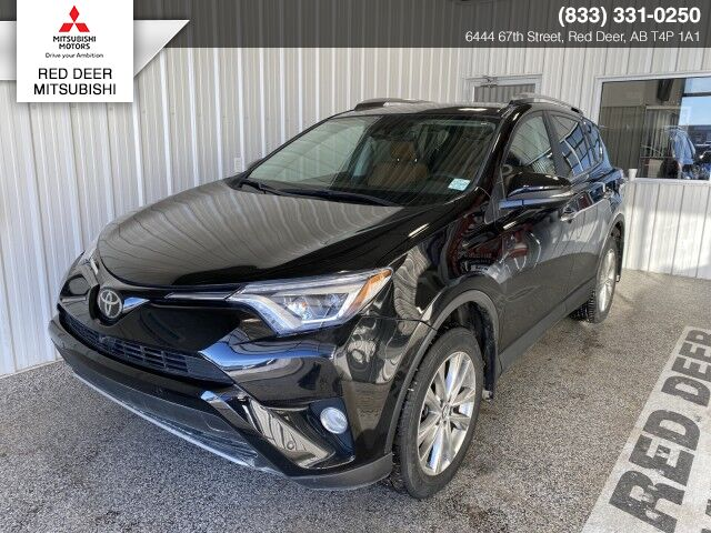 2018 Toyota RAV4 Limited Red Deer County AB