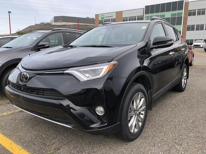 2018 Toyota RAV4 Limited Saint John NB
