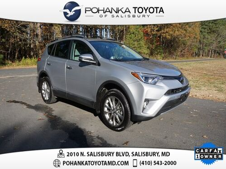 2018_Toyota_RAV4_Limited_ Salisbury MD