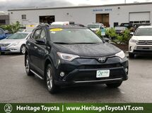 2018 Toyota RAV4 Limited South Burlington VT