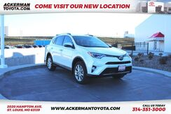 2018_Toyota_RAV4_Limited_ St. Louis MO