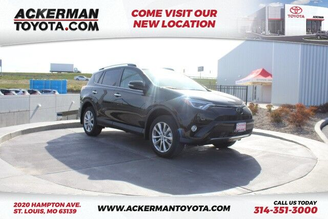 2018 Toyota RAV4 Limited St. Louis MO