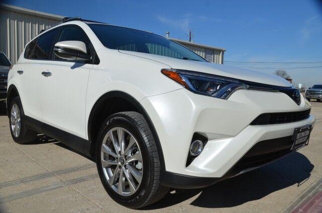 2018 Toyota RAV4 Limited Wylie TX