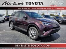 2018_Toyota_RAV4_Limited w/Advanced Tech Pkg._ Fort Pierce FL