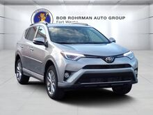 2018_Toyota_RAV4_Platinum_ Fort Wayne IN