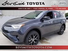 2018_Toyota_RAV4_SE_ Fort Pierce FL
