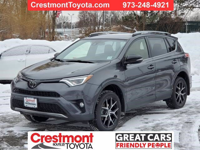 2018 Toyota RAV4 SE Pompton Plains NJ