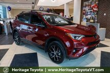 2018 Toyota RAV4 SE South Burlington VT
