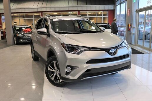 2018 Toyota RAV4 XLE - CARFAX Certified 1 Owner - No Accidents - Fully Serviced - Quality Certified W/up to 10 Years, 100,000 miles Warranty Springfield NJ