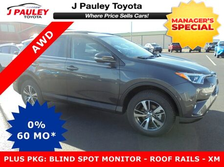 2018_Toyota_RAV4_XLE AWD_ Fort Smith AR