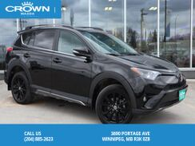 2018_Toyota_RAV4_XLE **Accident Free/ Lease/ One Owner**_ Winnipeg MB