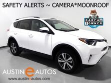 Toyota RAV4 XLE BACKUP-CAMERA, PRE-COLLISION SYSTEM, LANE DEPARTURE ALERT, MOONROOF, BLUETOOTH PHONE & AUDIO 2018