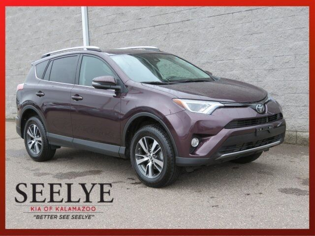 2018 Toyota RAV4 XLE Battle Creek MI
