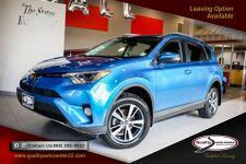 2018 Toyota RAV4 XLE Blind Spot Backup Camera