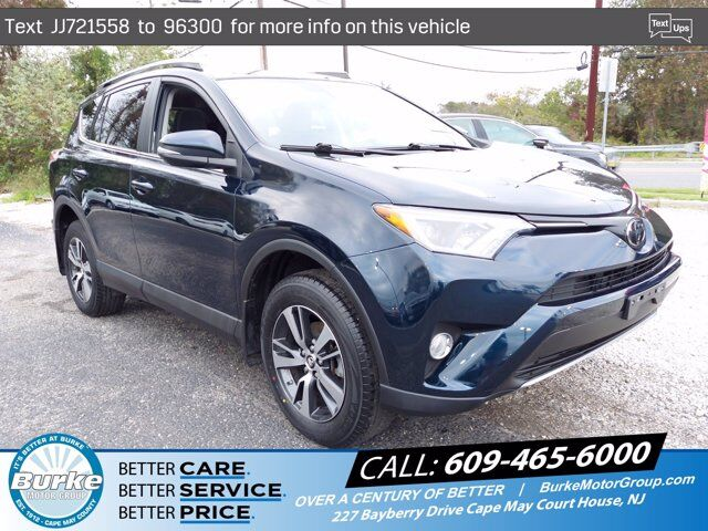 2018 Toyota RAV4 XLE Cape May Court House NJ