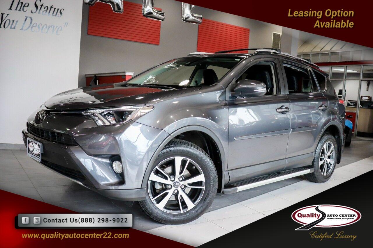 2018 Toyota RAV4 XLE Extra Value Plus Pkg, Remote Start Springfield NJ