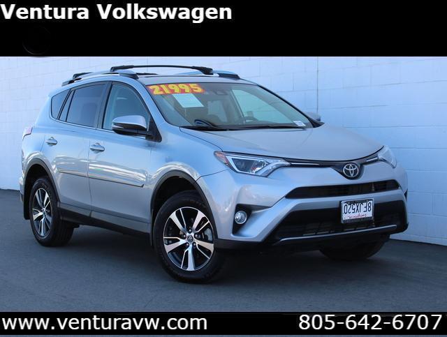 2018 Toyota RAV4 XLE FWD Ventura CA