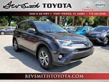 2018_Toyota_RAV4_XLE_ Fort Pierce FL
