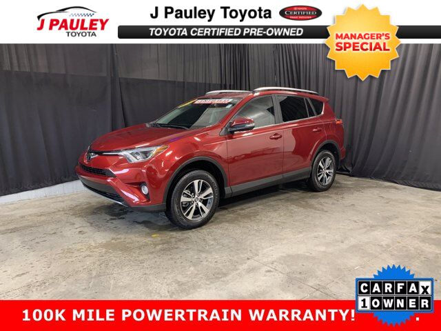 2018 Toyota RAV4 XLE Fort Smith AR