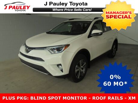 2018_Toyota_RAV4_XLE_ Fort Smith AR