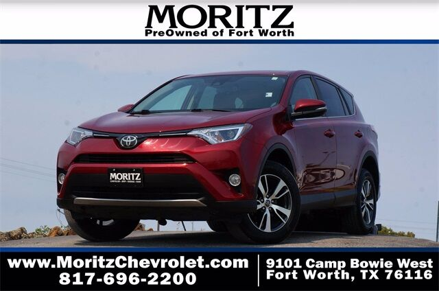 2018 Toyota RAV4 XLE Fort Worth TX