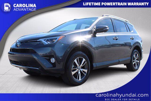2018 Toyota RAV4 XLE High Point NC