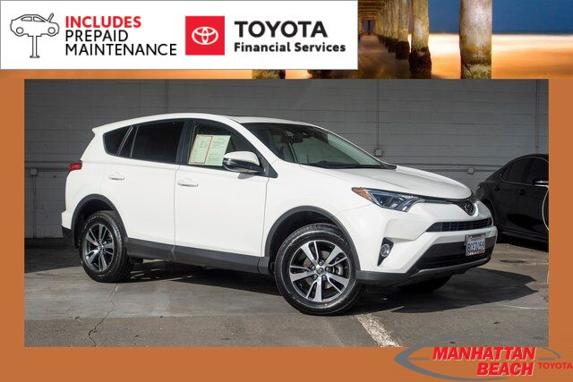 2018 Toyota RAV4 XLE Manhattan Beach CA