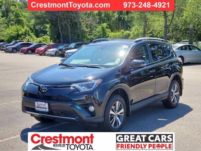 2018 Toyota RAV4 XLE Pompton Plains NJ