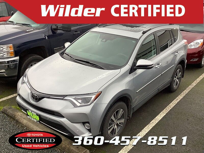 2018 Toyota RAV4 XLE Port Angeles WA