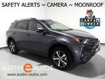 2018 Toyota RAV4 XLE *SCOUT NAVIGATION, BACKUP-CAMERA, PRE-COLLISION SYSTEM, LANE DEPARTURE ALERT, MOONROOF, BLUETOOTH PHONE & AUDIO