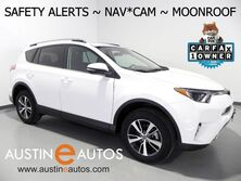 Toyota RAV4 XLE *SCOUT NAVIGATION, BACKUP-CAMERA, PRE-COLLISION SYSTEM, LANE DEPARTURE ALERT, MOONROOF, BLUETOOTH PHONE & AUDIO 2018