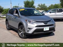 2018 Toyota RAV4 XLE South Burlington VT