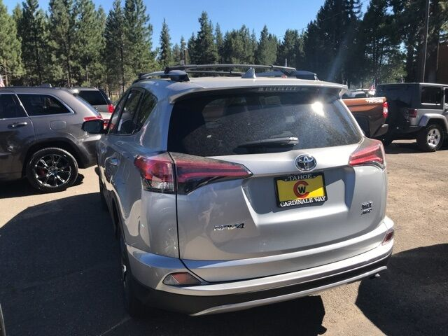 2018 Toyota RAV4 XLE South Lake Tahoe CA