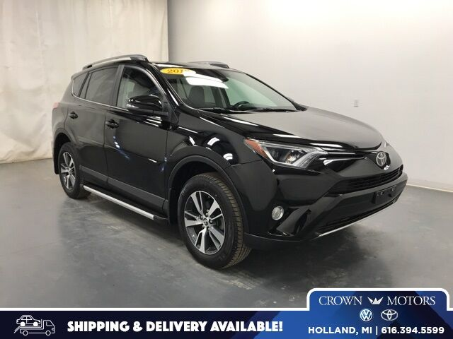 "2018 Toyota RAV4 XLE w/ ""Plus"" Extra Value Package Holland MI"