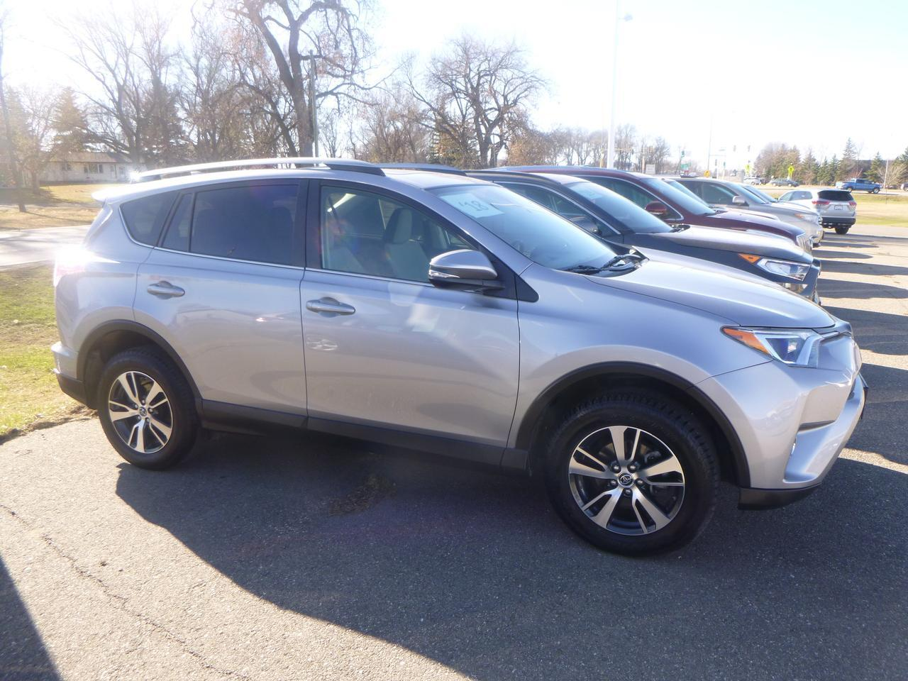 2018 Toyota Rav4 XLE AWD Jamestown ND