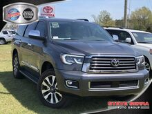 2018_Toyota_Sequoia_LIMITED 4WD_ Central and North AL
