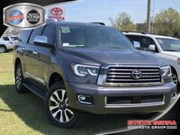 Toyota Sequoia LIMITED 4WD 2018
