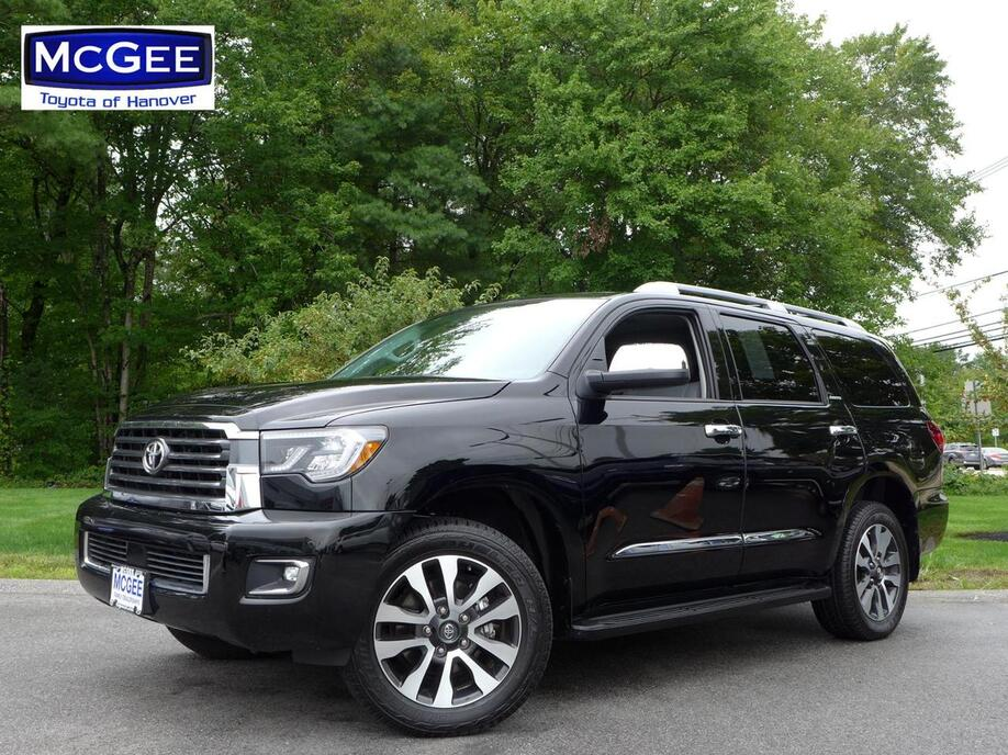 2018_Toyota_Sequoia_Limited 4WD_ Hanover MA