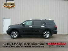 2018_Toyota_Sequoia_Limited 4WD_ Kirksville MO