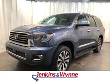 2018_Toyota_Sequoia_Limited 4WD (Natl)_ Clarksville TN