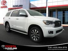 2018_Toyota_Sequoia_Limited 4X4_ Chattanooga TN