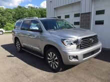 2018_Toyota_Sequoia_Limited_ Canonsburg PA