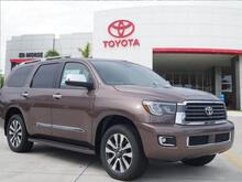 2018_Toyota_Sequoia_Limited_ Delray Beach FL