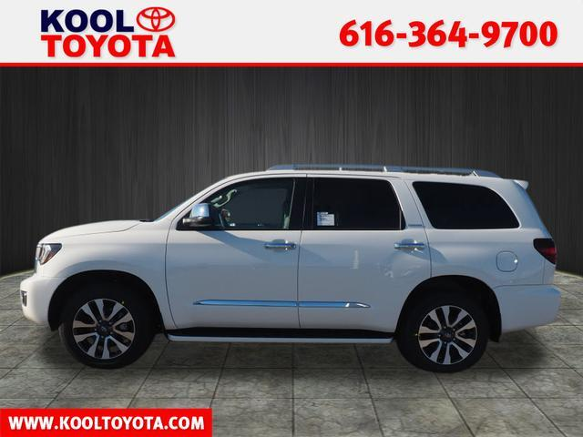 2018 Toyota Sequoia Limited Grand Rapids MI