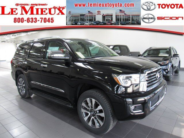 2018 Toyota Sequoia Limited Green Bay WI