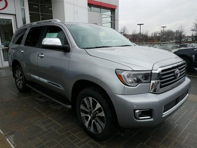 2018 Toyota Sequoia Limited Cranberry Twp PA