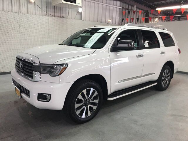 2018 Toyota Sequoia Limited Oroville CA