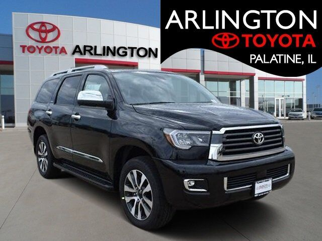 2018 Toyota Sequoia Limited Palatine IL